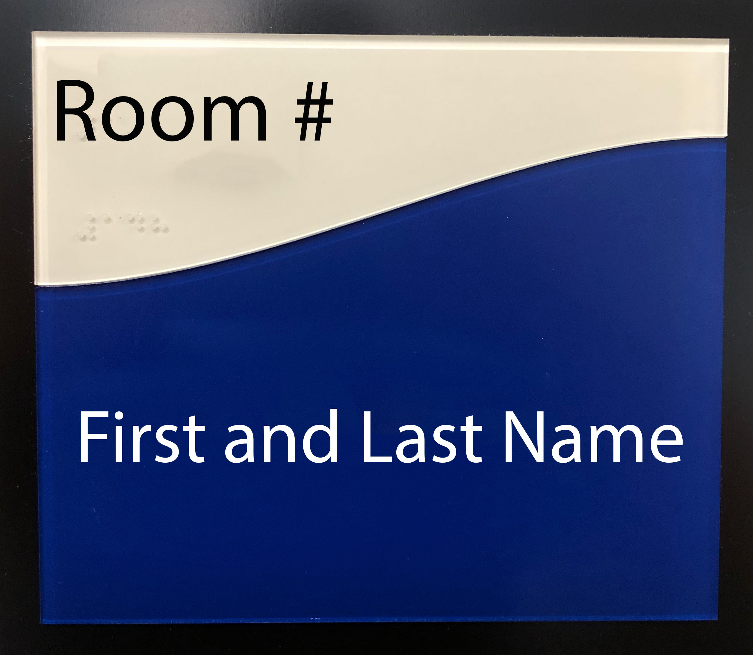 Standard Name and Room #